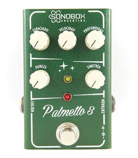Pedal Efecto Guitarra Sonobox Palmetto 3 Tremolo