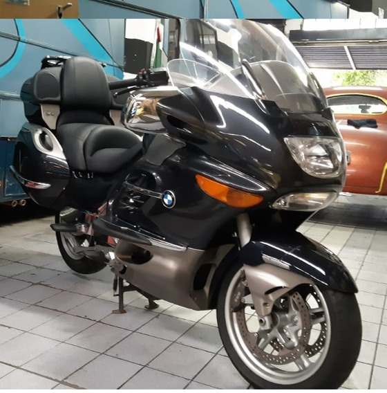 Bmw K 1200 Lt 2006 Moto Bx Km /troco Por Veiculos Antigos
