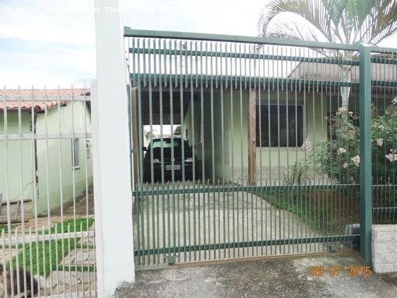 Casa Para Venda Em Volta Redonda, Vila Rica, 3 Dormitórios, 1 Banheiro, 2 Vagas - C104