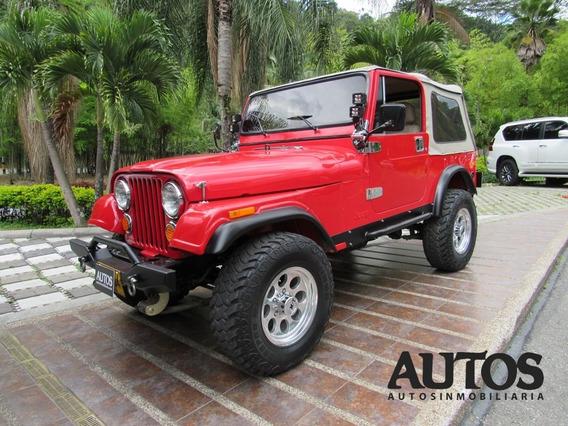 Jeep Renegade Cj 7 Mt 4x4 Cc2200