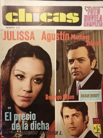 Fotonovelas Julissa Lote De 3 Revistas