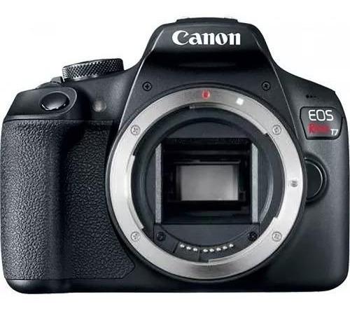 Corpo Câmera Fotográfica Canon T7