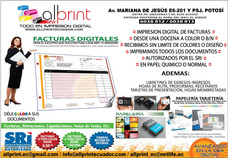 Facturas, Sri, Cds, Botones, Jarros Impresos
