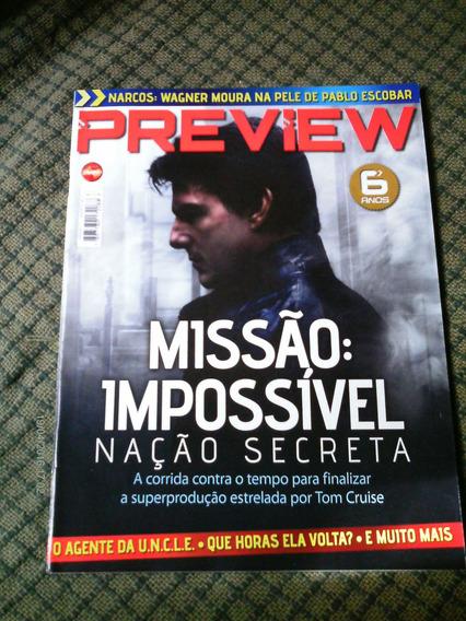 Revista Preview N.71 Mi-naçao Secreta