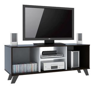 Rack Para Tv Centro Estant Mt4001 Wengue