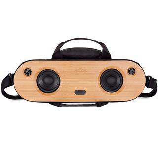 Parlante Bluetooth Portátil House Of Marley Bag Of Riddim