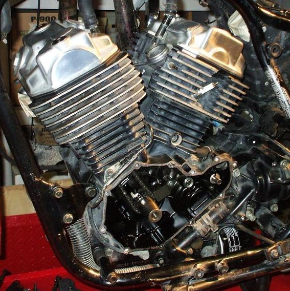 Honda Shadow 500motor