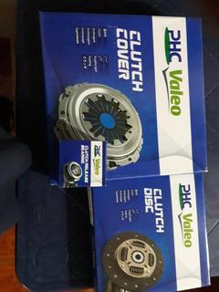 Kit De Clutch Montero Dakar Original Valeo Hdc-31kit )99v