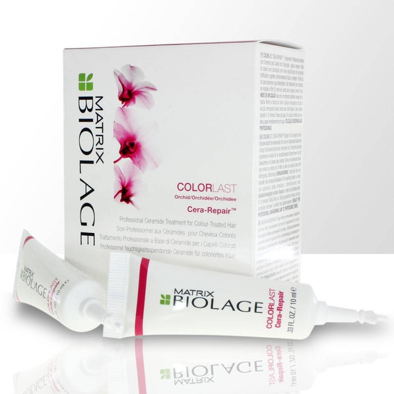 Ampollas Colorlast 10 X10ml Matrix Biolage Loreal