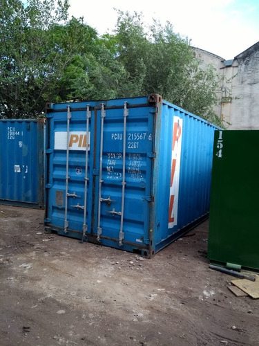 Contenedores Marítimos Containers/ 20' Standar