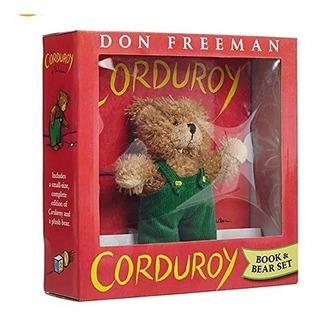 Corduroy - Cuento Para Niños Con Peluche (ingles)