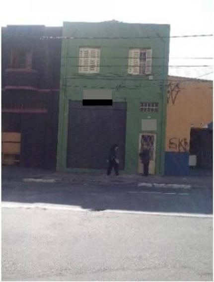 Galpão À Venda, 300 M² Por R$ 799.000,00 - Cambuci - São Paulo/sp - Ga0196