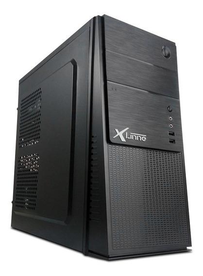 Pc Barato Computador Amd Hd 500gb 4gb Dual Core Integrado