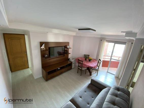 Apartamento Com 2 Dormitórios À Venda, 62 M² Por R$ 350.000,00 - Jabaquara - São Paulo/sp - Ap1176