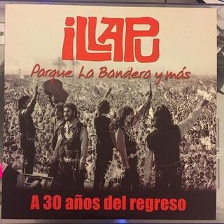 Illapu Parque La Bandera Y Mas Vinilo Nuevo Musicovinyl