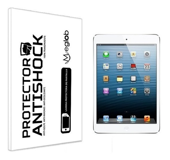 Lamina Protector Pantalla Anti-shock Tablet Apple iPad Mini