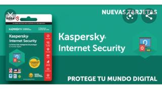Tarjetas De Antivirus Kaspersky