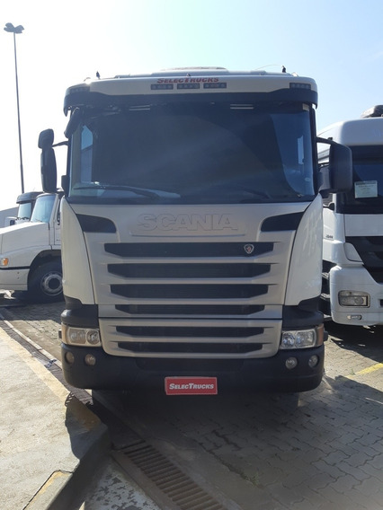 Scania R440 6x4 2014 Canelinha Selectrucks