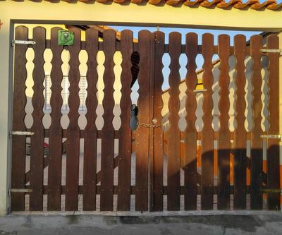 Casa De Praia Itanhaem C/grade E Tv - Tranquilo Escriturado
