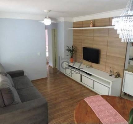 Apartamento Com 3 Dormitórios À Venda, 76 M² Por R$ 420.000,00 - Loteamento Center Santa Genebra - Campinas/sp - Ap5619