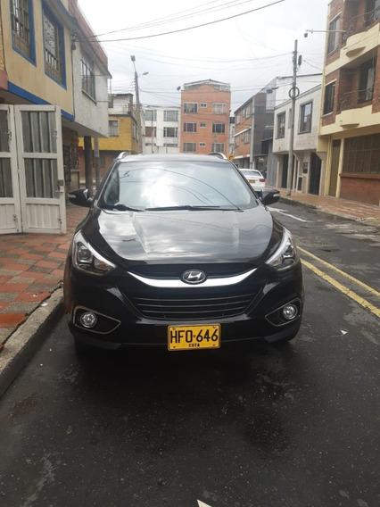 Hyundai Tucson Ix 35 Gl
