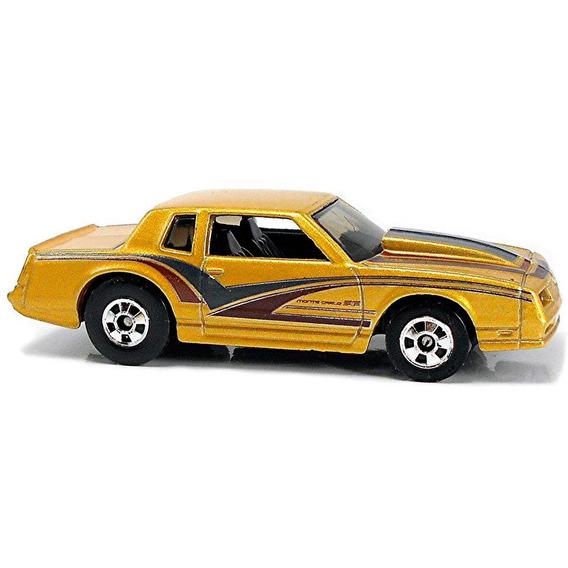 Mini Veículo Die Cast - Hot Wheels - 1:64 - Retrô - 86 Monte