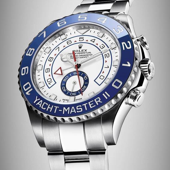 Rolex Yacht Master Ii ( Leia A Descrição Antes De Comprar)
