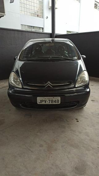 Citroën Xsara 2.0 Picasso Glx 16v Gasolina 4p Manual 200...