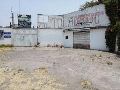 Terreno En Renta En Zacatelco, Sobre Carretera Federal Tlaxcala-puebla