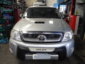 Toyota Hilux 3.0 2009 Srv Cab. Dupla 4x4 4p