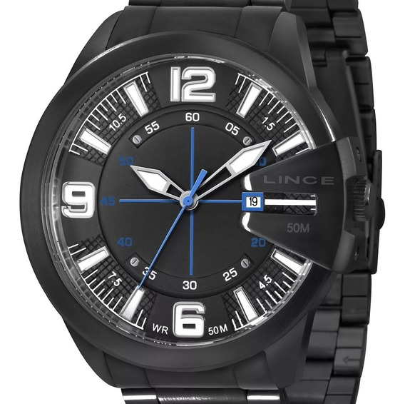 Relógio Lince Original Masculino C/ Nota Fiscal Sk44
