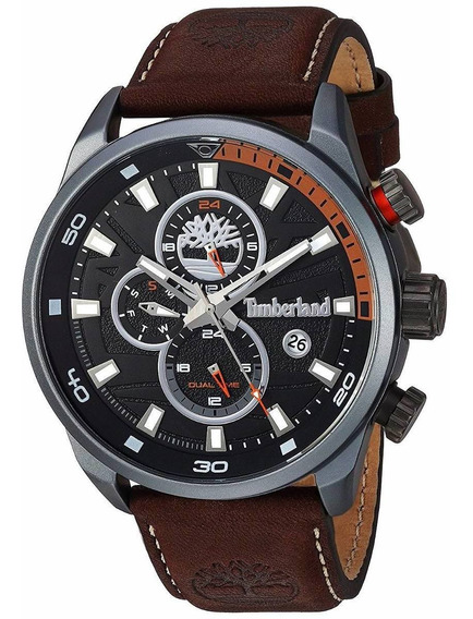 Relógio Timberland Tbl14816jlu02a Henniker Ii Multifunções