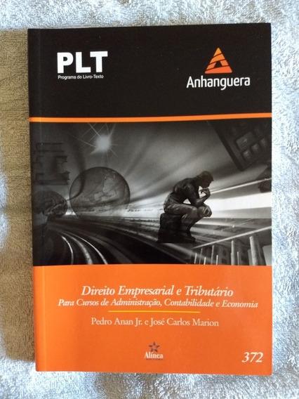 Plt 372 - Empresario E Tribut. P/ Adm Contabilidade E Econom