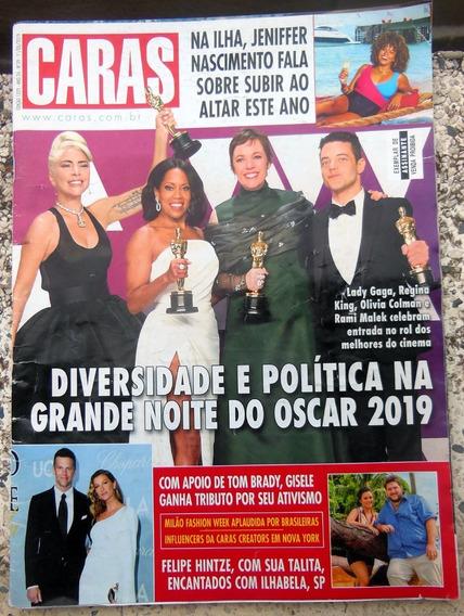 Revista Caras 1321 Lady Gaga Oscar 2019 Anitta G Bundchen