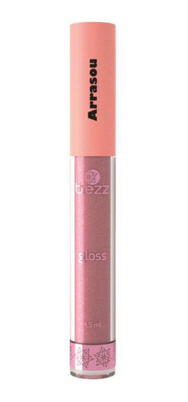 Gloss Ultra Glow Trezz - Arrasou