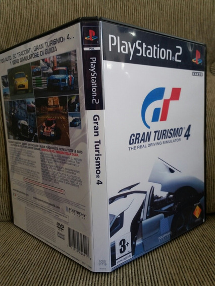 Gt4 Para Playstation 2 - Patch