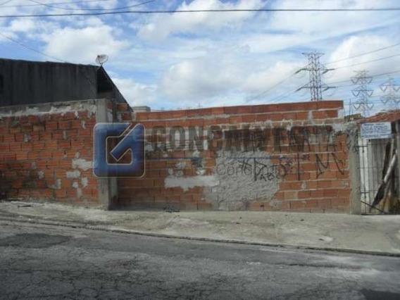 Venda Terreno Santo Andre Vila Linda Ref: 74153 - 1033-1-74153