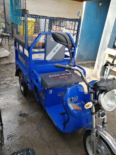Imagen 1 de 6 de Triciclo Electrico Pick Up 500 Kls