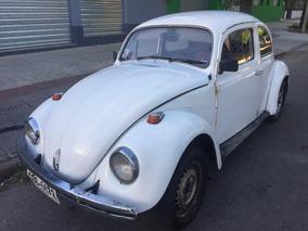 Volkswagen Fusca 1600 Año 1987