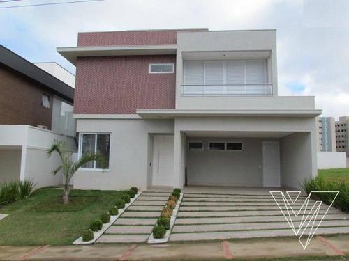 Sobrado Com 4 Dormitórios À Venda, Jardim Residencial Giverny - Sorocaba/sp - So0031
