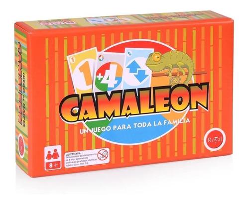 Juego De Mesa Camaleon Royal - Giro Didactico = Envios