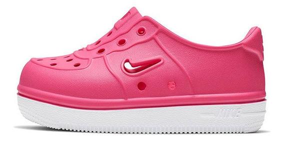 Zuecos Nike Foam Force 1