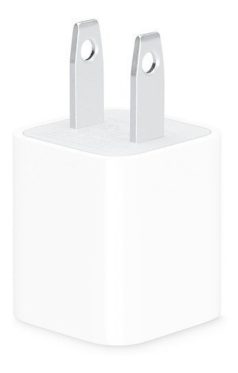 Fonte Carregador Usb 5w 1a Original Apple iPhone 5 6 7 8 X