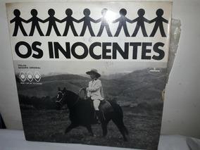 Lp Novela Os Inocentes Nacional 1974 Tv Tupy
