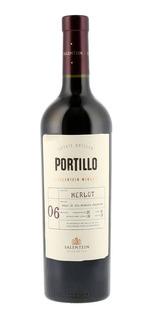 Vino Portillo Merlot 750 Ml