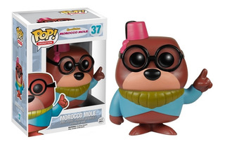 Funko Pop Morocco Mole 37 Hanna Barbera - Original