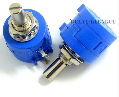 Potenciometro 10 Voltas 3590s-2-103 10k Bourns Original