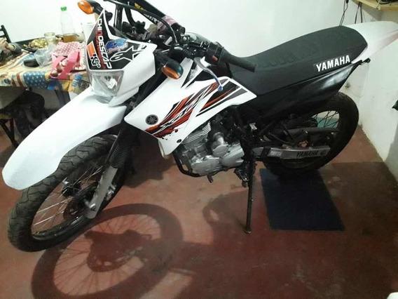 Excelente Yamaha Xtz 250 Bien Cuidada Acepto Permutas