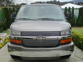 Chevrolet Express Van Corta Ejecutiva