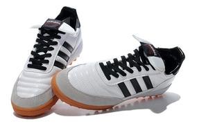 Chuteira adidas Copa Mundial Team Society White Original :